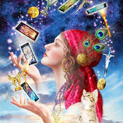 Luck, Prosperity and Longevity Tarot Reading with Remedies by Seema