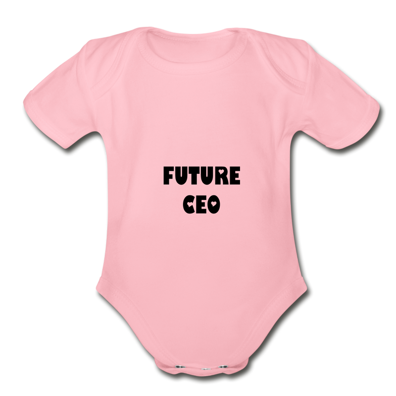 FUTURE CEO - light pink