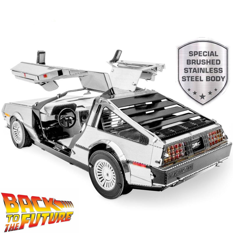Metal Earth Metal Earth - Delorean