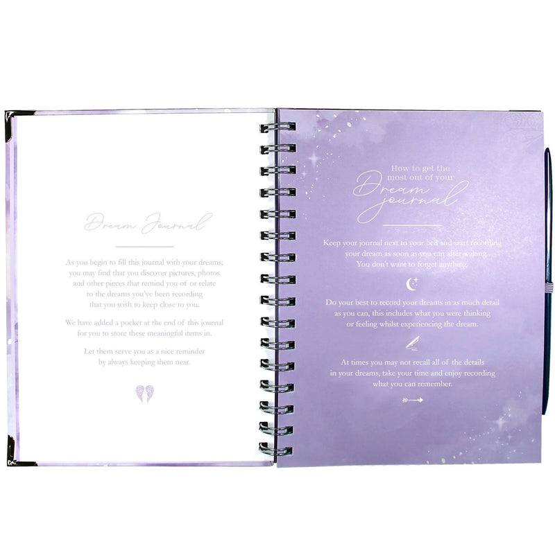 YOU ARE AN ANGEL You are an Angel - Luxury Dream Journal with Pen