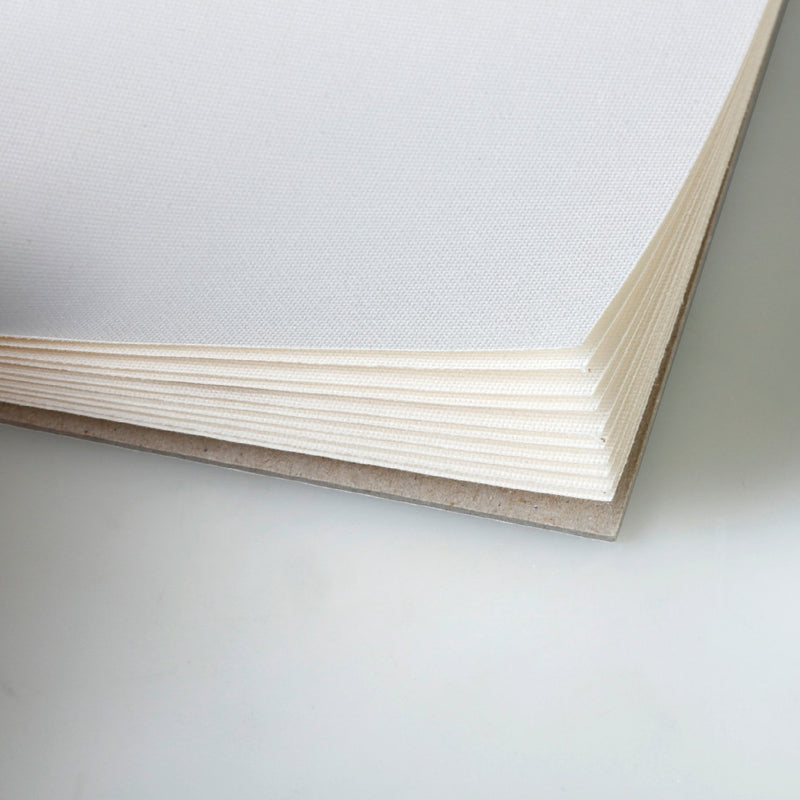 Clairefontaine Clairefontaine Primed 100% Cotton Canvas Paper Pad