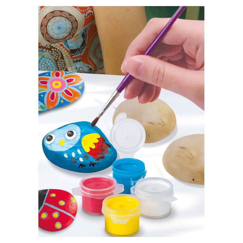 Hinkler Hinkler Animal Rock Painting Kit