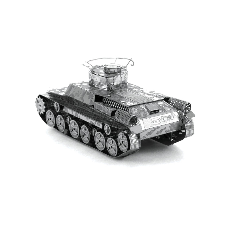 Metal Earth Metal Earth - Chi Ha Tank