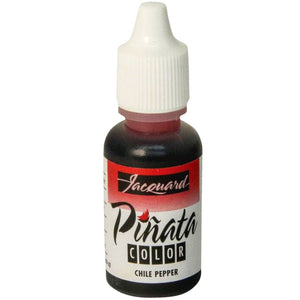 JACQUARD PINATA Alcohol Ink 14ml Bottle - Chili Pepper