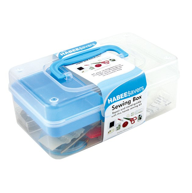 HabeeSavers HabeeSavers 68pcs Sewing Kit in Storage Box