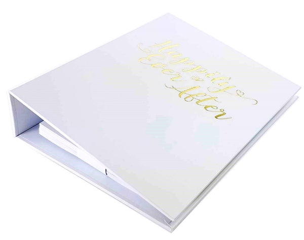 Wedding Planner Organiser - Happily Ever After