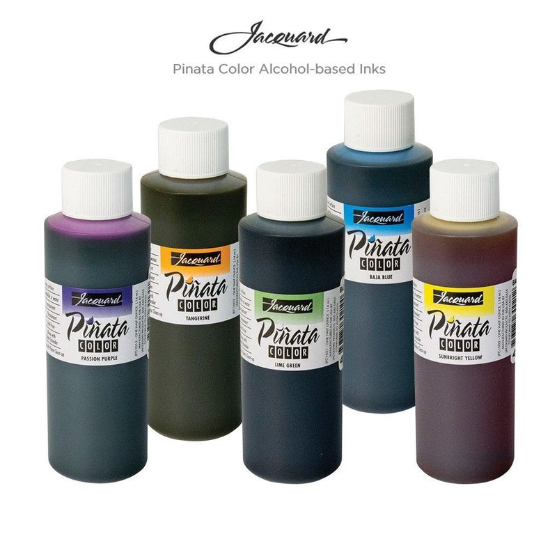 Jacquard JACQUARD PINATA Alcohol Ink 118ml - Mantilla Black