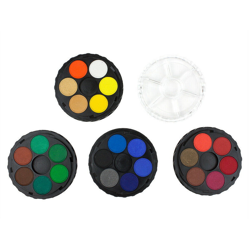 Koh-I-Noor Artists Watercolour Paint Discs Set
