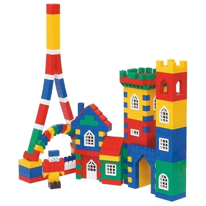 The Little Architect Kids Building Blocks Set 950pcs Master Builder Box