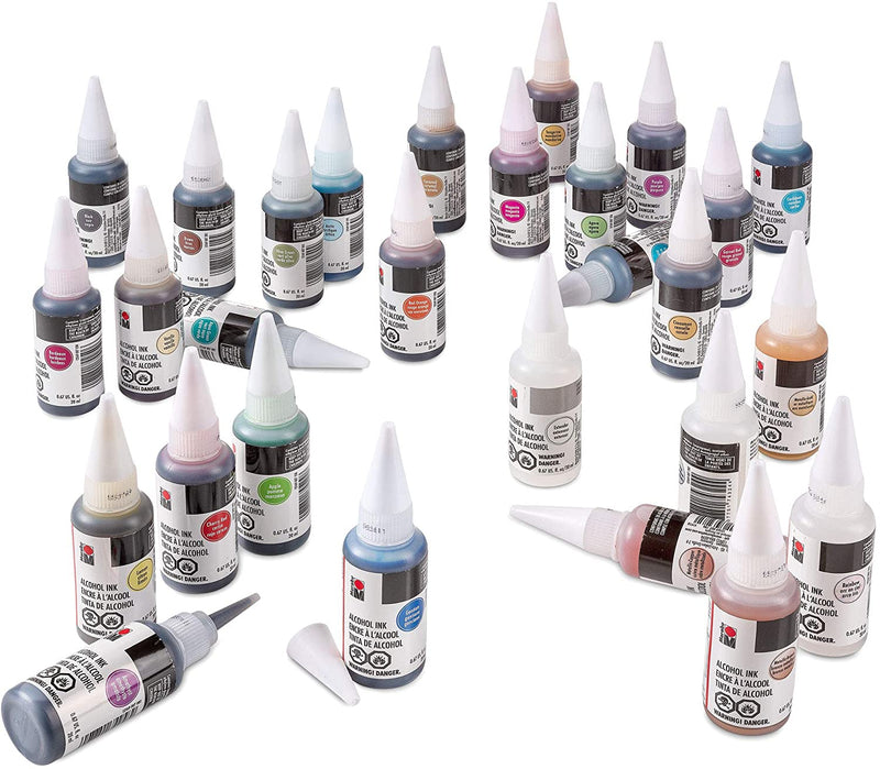 Marabu Alcohol Ink 20ml - Olive
