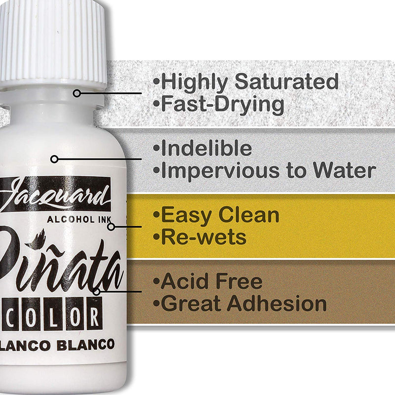 Jacquard JACQUARD PINATA Alcohol Ink 14ml - Golden Yellow