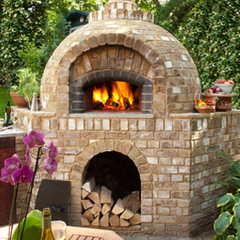 Wood Fired Ovens & Pizza Ovens