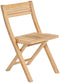 Roble Folding Chair