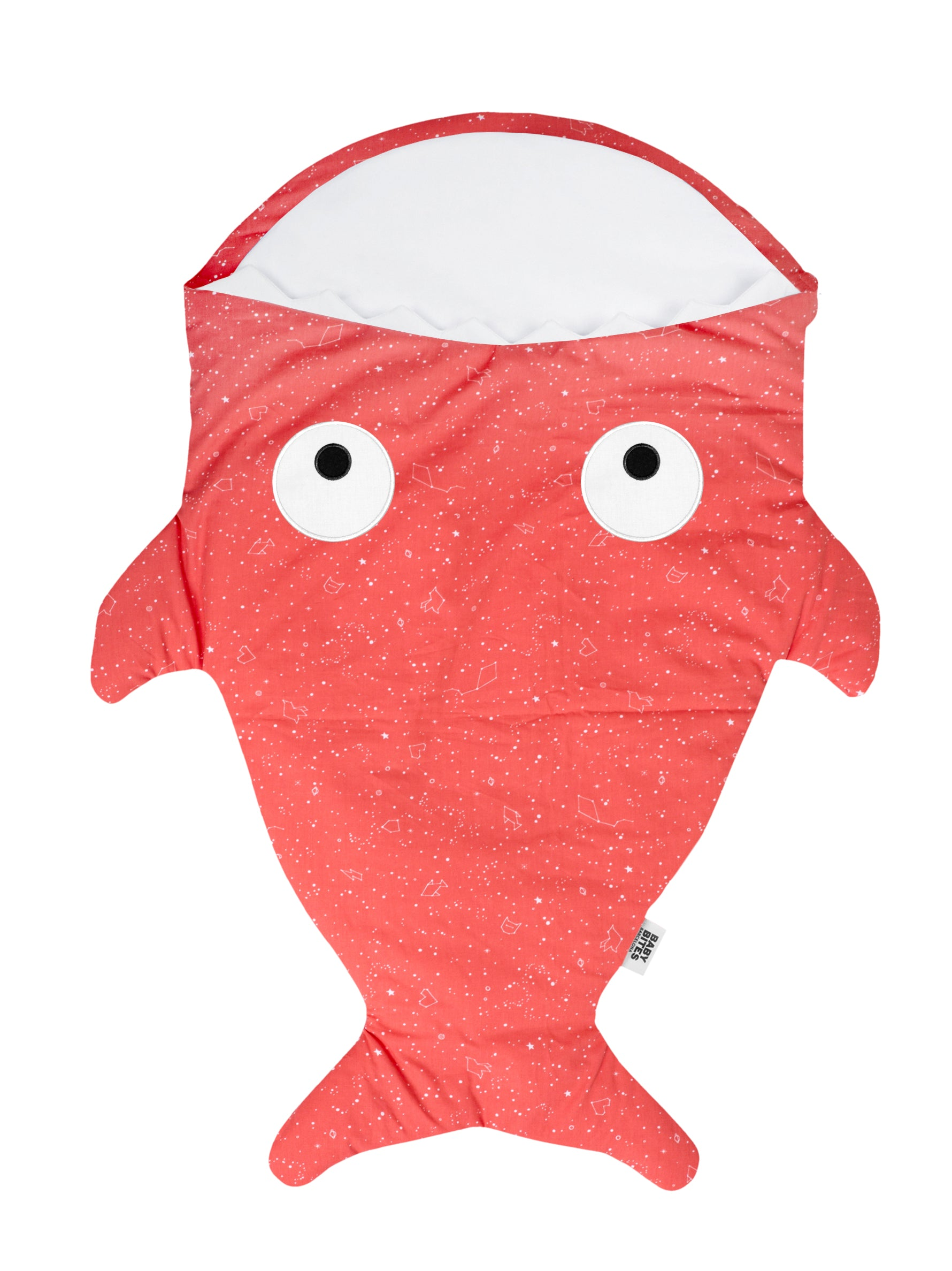 Fishy in STAR CORAL Pattern sleeping bag 🐡🎁
