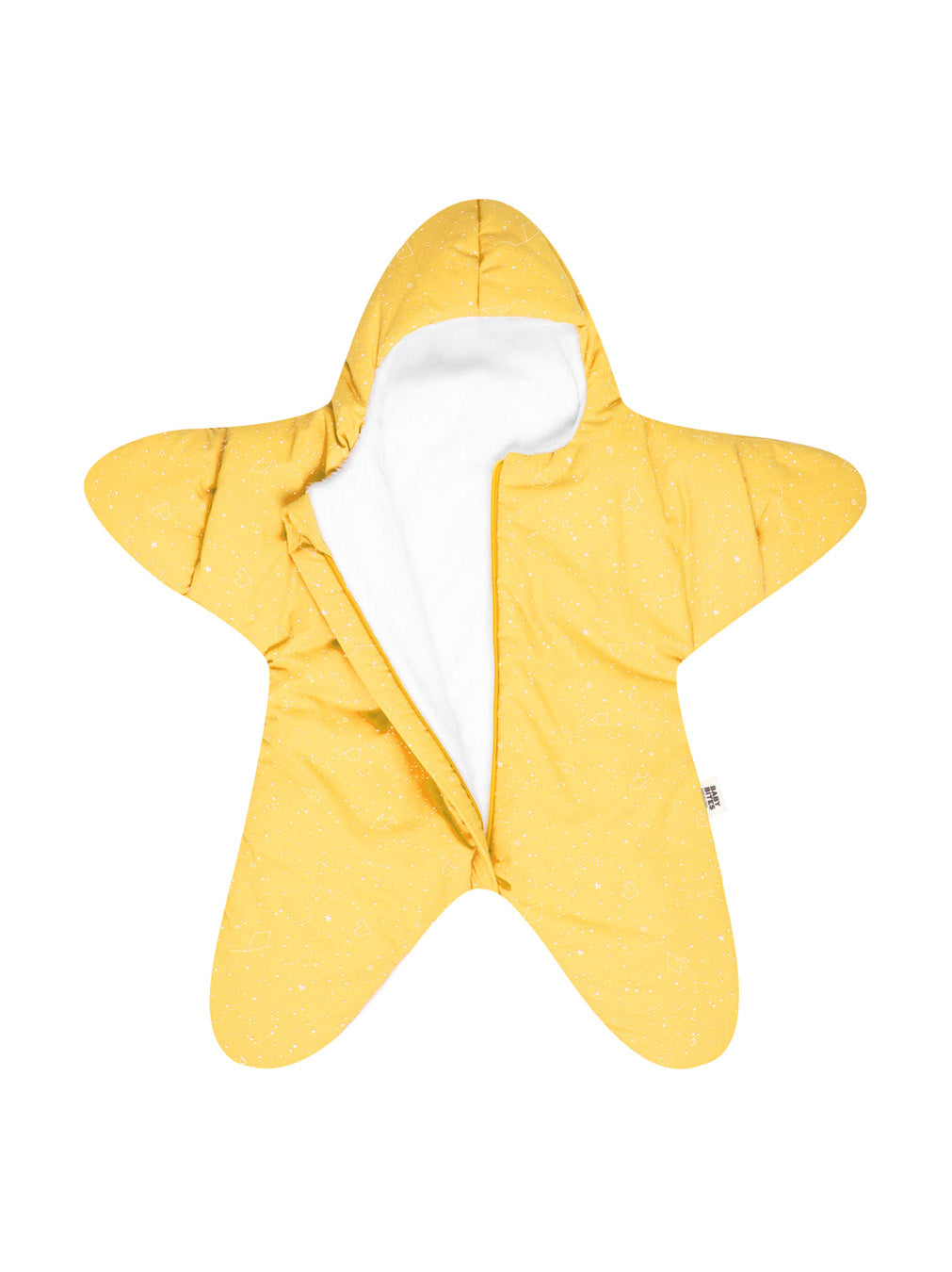 Star in YELLOW Sleeping Bag  🌟 🎁