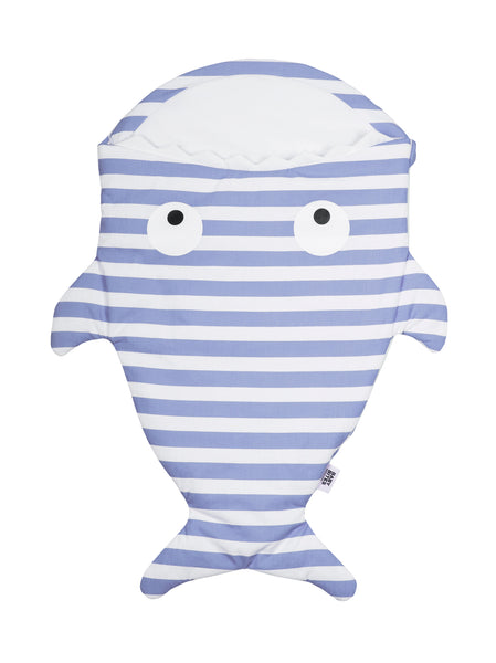 New Born Mini Blue Stripe Sleeping Bag 🐡🎁