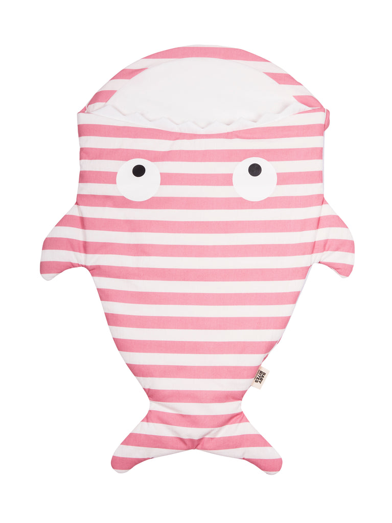 New Born Mini Pink Stripe Sleeping Bag 🐡🎁