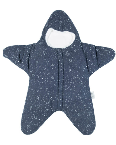 Navy Blue Baby Star