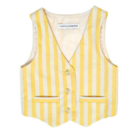 Striped SET *Yellow