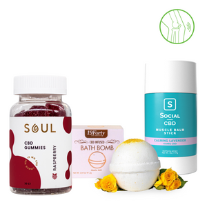 Relief & Recovery Product Bundle