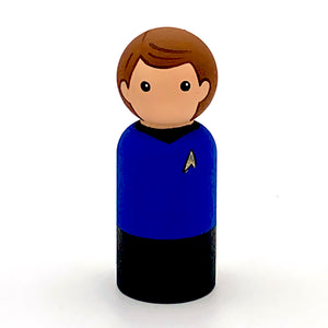 Star Trek Peg Dolls
