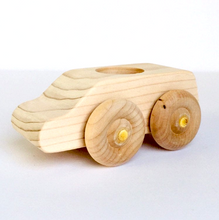 Load image into Gallery viewer, Single Seat Peg Doll Car