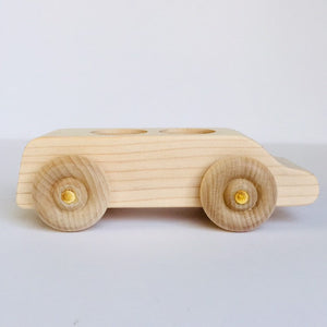 Two Seat Peg Doll Car