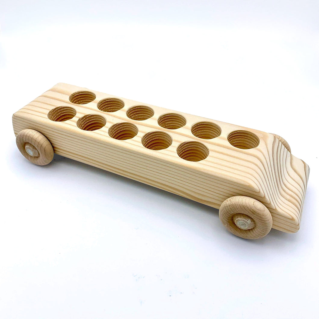 11 or 12 Seat Peg Doll Van / Bus