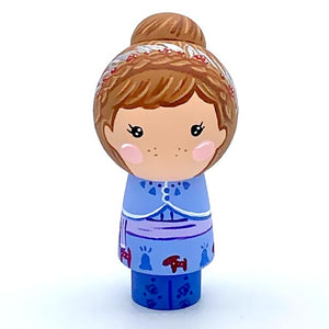 Any Chibi Style Anna or Elsa Doll