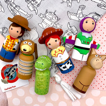 Load image into Gallery viewer, Toy Story Peg Dolls