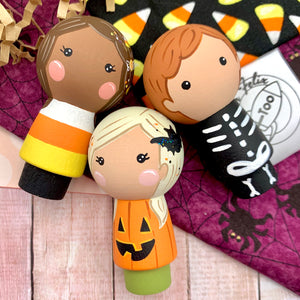 Halloween Kids - Customizable