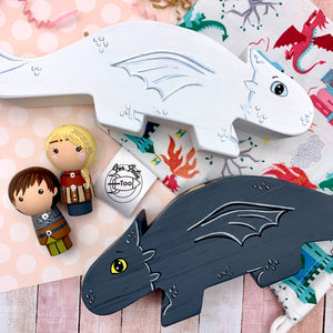 How to Train Your Dragon - Play Set