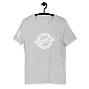 "Lethal ""Stamped Logo"" Tee"