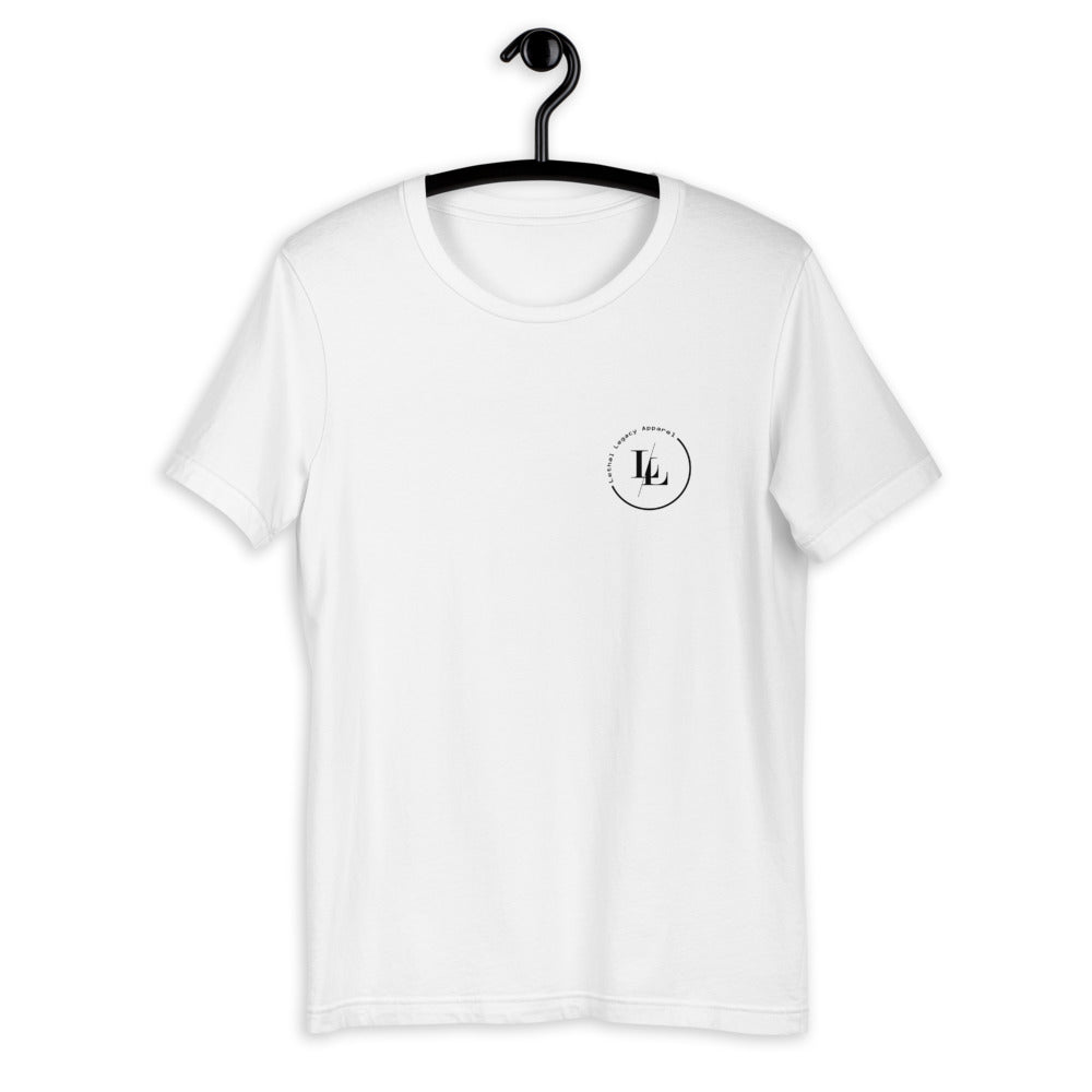 Lethal Legacy Small Logo Tee