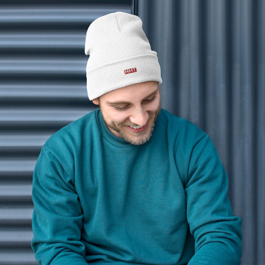 MMT - Embroidered Beanie