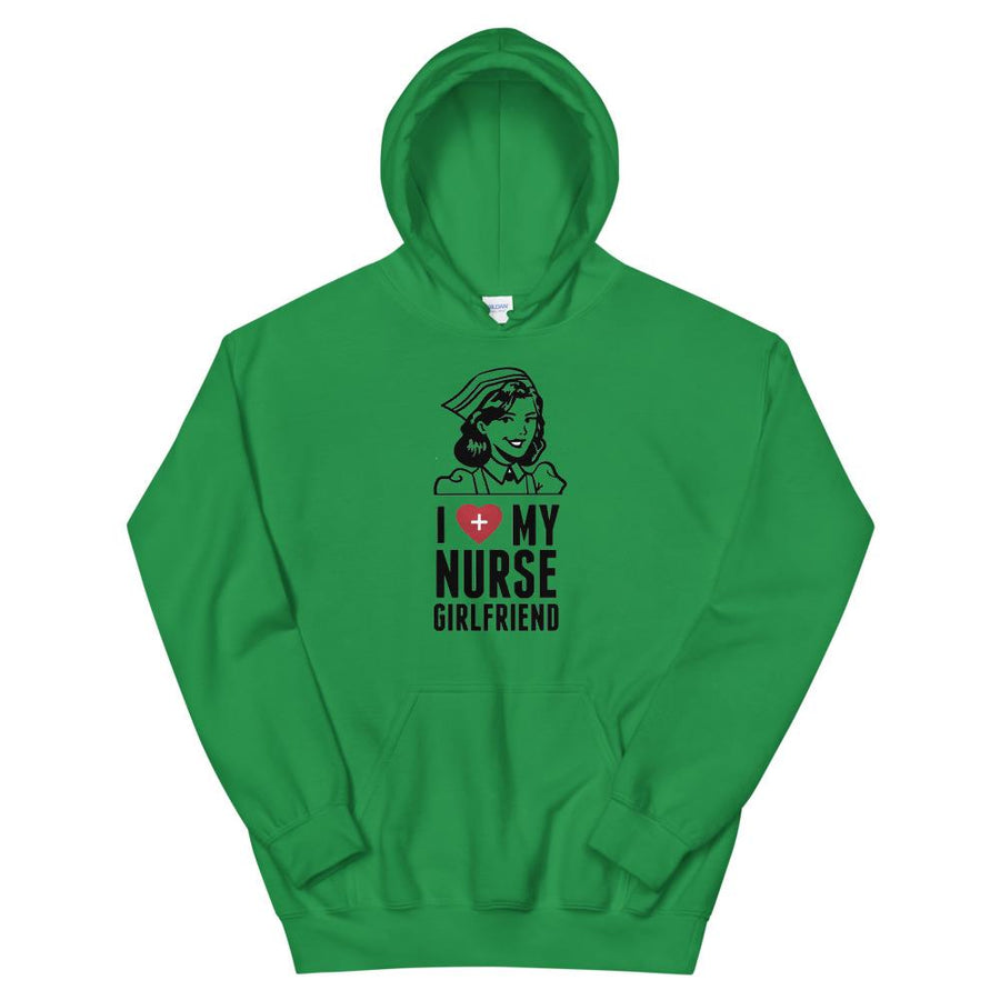 I Love My Girlfriend Unisex Hoodie