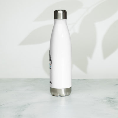 Nurse Life Stainless Steel Water Bottle