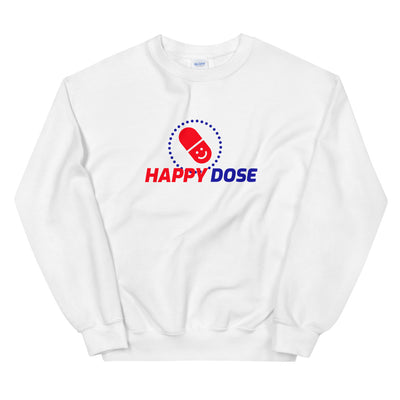 Happy Dose Unisex Sweatshirt
