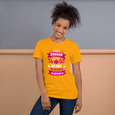Cute Enough Short-Sleeve Unisex T-Shirt