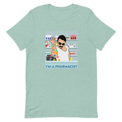 Pharmacist Short-Sleeve Unisex T-Shirt