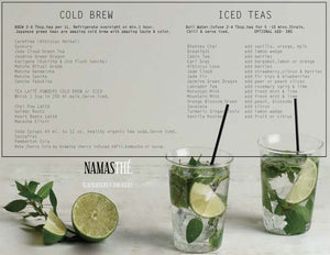 Cold Brew & Iced Tea ideas