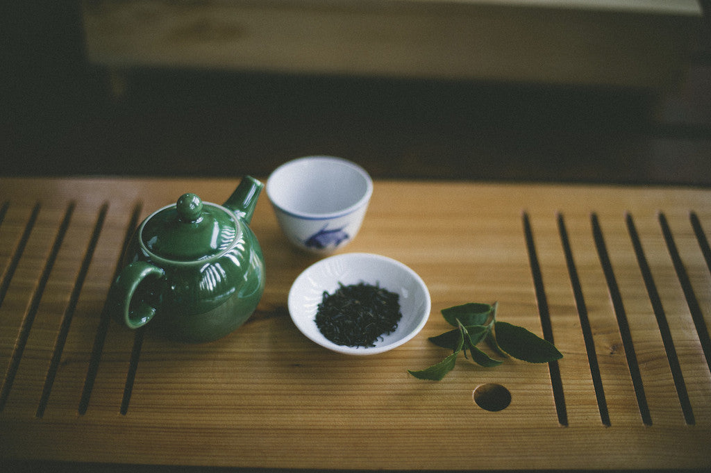 Namasthé Tea Jade Cloud