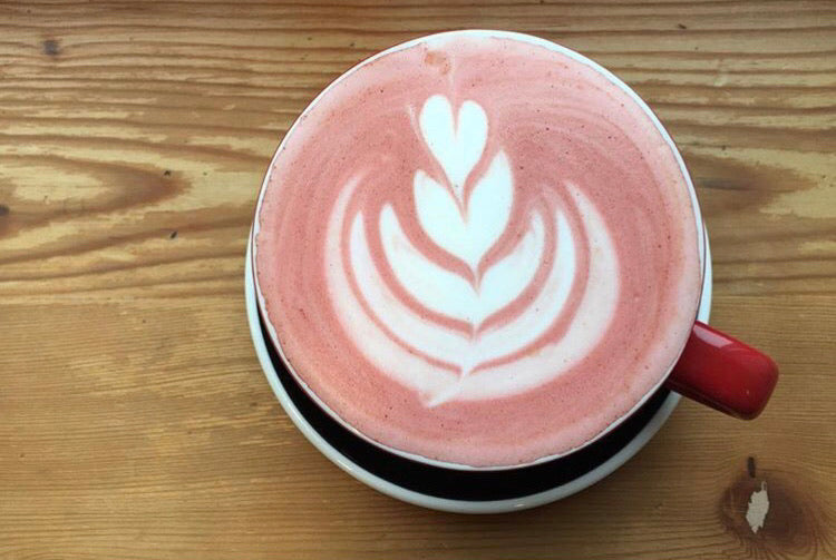 HEART BEETS LATTE MIX
