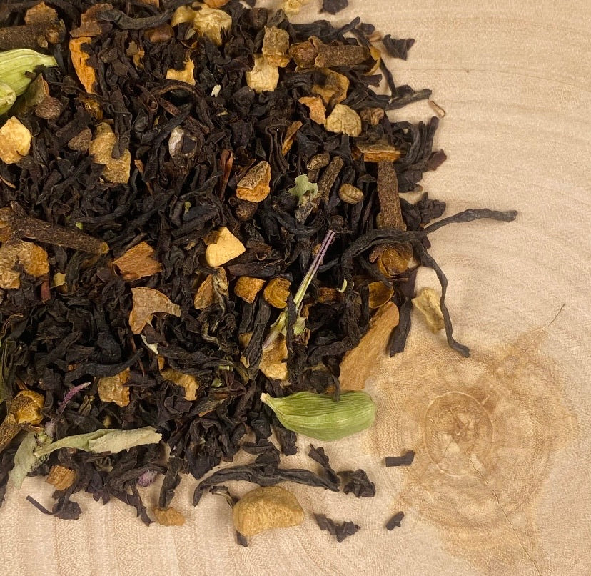 EchinaChai Tea  - Echinaceae spiced Black Tea
