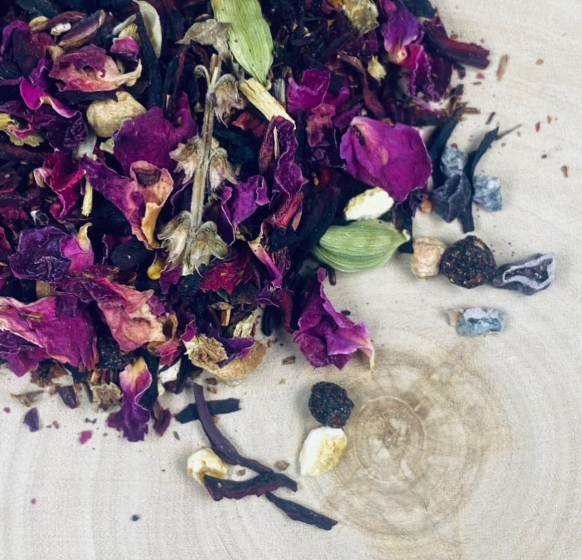 Hibiscus Love Tisane
