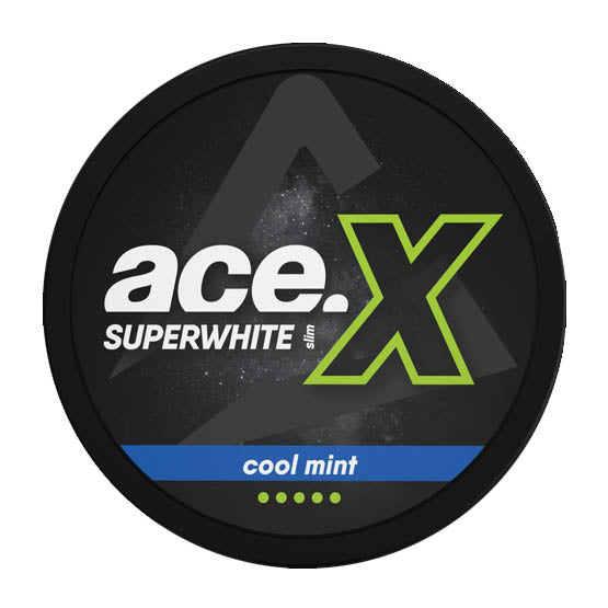 Load image into Gallery viewer, ACE X Superwhite - Cool Mint