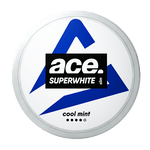 ACE Superwhite - Cool Mint - Nic Pouch UK