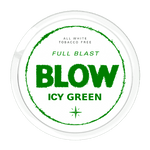 BLOW - Icy Green - Nic Pouch UK