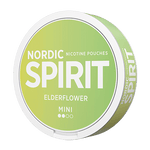 Nordic Spirit - Elderflower Mini #2 - Nic Pouch UK