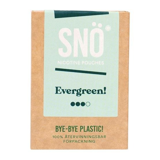SNÖ - Evergreen - Nic Pouch UK